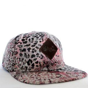 Spook Gear – Leopard Print Glitter SnapBack
